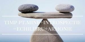 Echilibru-armonie